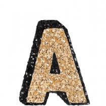 A Glitter Sticker