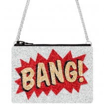Bang Glitter Cross-Body Bag