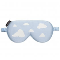Silk Clouds Eye Mask Blue