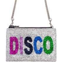 DISCO Glitter Cross-Body Bag
