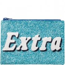 Extra Glitter Clutch Bag