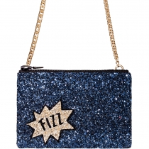 Fizz Glitter Cross-Body Bag