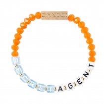 Secret Agent Stretch Bracelet