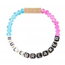 Rule Breaker Stretch Bracelet