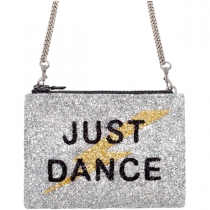 Just Dance Glitter Cross-Body Bag