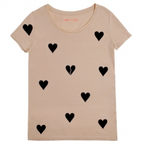 Heartbreaker T-Shirt Nude