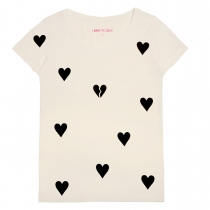 Heartbreaker T-Shirt Off White