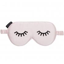 Silk Sleeping Eye Mask Pink