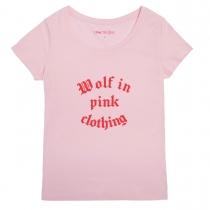 Wolf In Pink Clothing T-Shirt