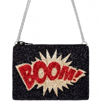 Boom Glitter Cross-Body Bag