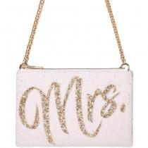 Mrs. Glitter Cross-body Bag