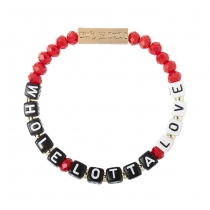 Whole Lotta Love Stretch Bracelet