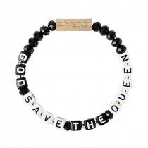God Save The Queen Stretch Bracelet