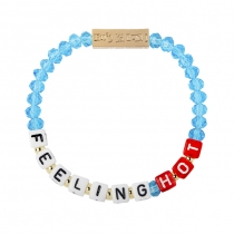 Feeling Hot Stretch Bracelet