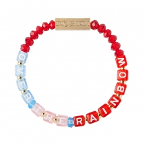 Over The Rainbow Stretch Bracelet