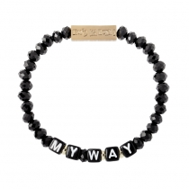 My Way Stretch Bracelet