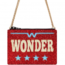 Wonder Glitter Cross Body Bag