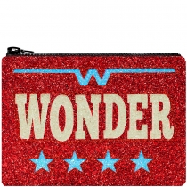 Wonder Glitter Clutch Bag