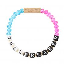 Rule Breaker Stretch Bracelet