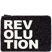 Revolution Glitter Clutch bag