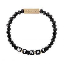 My Way Stretch Bracelet