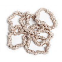 Silk Hairbands Blonde