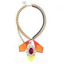 Bird of Paradise Necklace