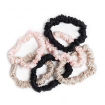 Silk Hairbands Mixed