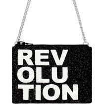 Revolution Glitter Cross-Body Bag