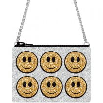 Happy Glitter Cross-Body Bag