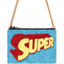 Super Glitter Cross-Body Bag