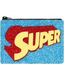 Super Glitter Clutch Bag