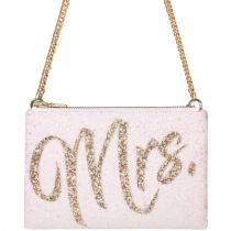 Mrs. Glitter Cross-body Bag