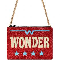 Wonder Glitter Cross Body Bag